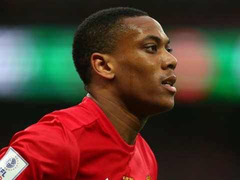 Gary Neville urges Anthony Martial to prove himself at Manchester United after Jose Mourinho dig