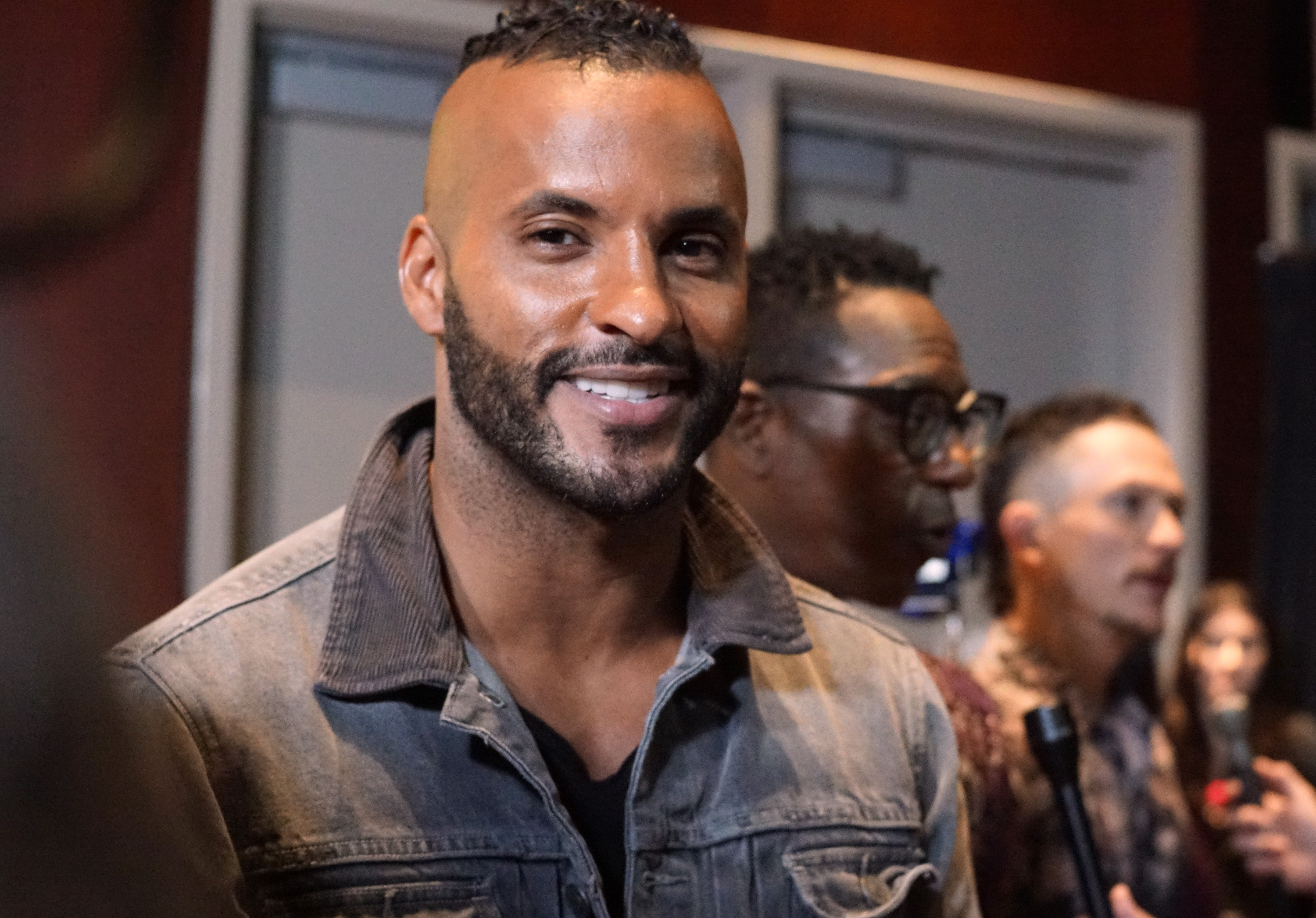 American Gods' Ricky Whittle admits Hollyoaks was an 'education'