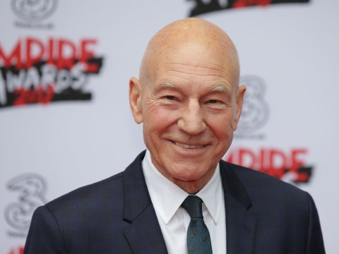 Patrick Stewart to host an episode of Have I Got News For You and we're buzzing