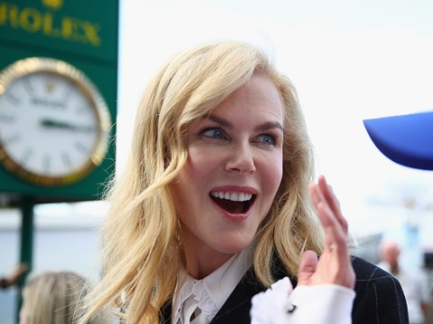 Nicole Kidman confirms and explains why she signed up for DC's Aquaman