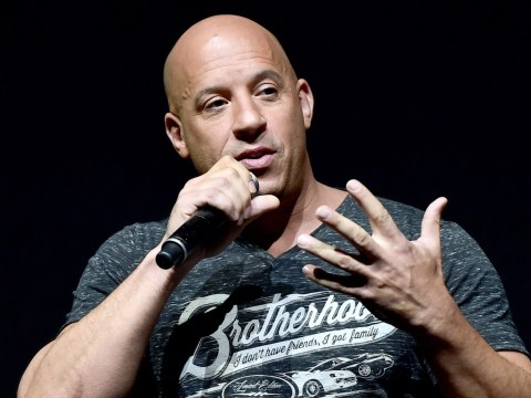 Vin Diesel admits he's changed fans' perception of him from movie hardman to loving father just through social media