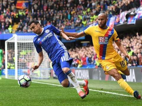 Chelsea 1-2 Crystal Palace player ratings: Pedro flops at wing-back as Wilfried Zaha shines