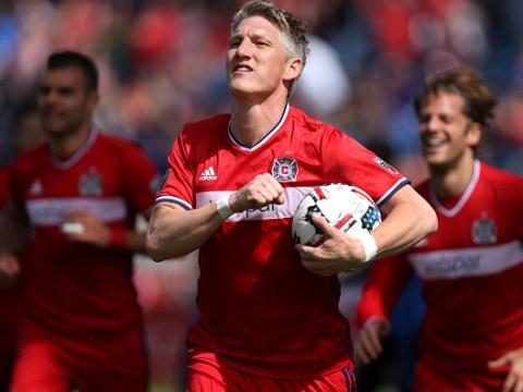 Watch: Bastian Schweinsteiger scores just 17 minutes into Chicago Fire debut