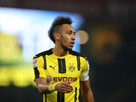 Arsenal and Liverpool target Pierre Emerick Aubameyang tipped to become the world's first £100m player