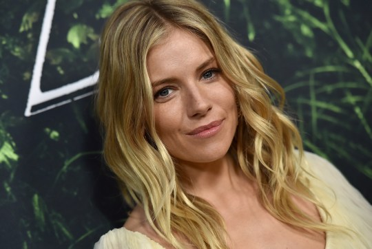 Sienna Miller has dismissed questions she's romantically involved with Brad Pitt (Picture: Bauer-Griffin/FilmMagic)