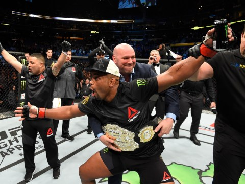 Daniel Cormier retains title and sends Anthony Rumble Johnson into retirement empty handed