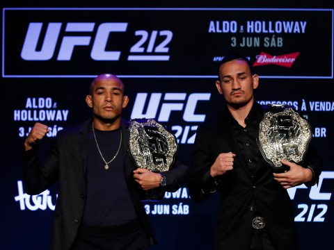 UFC 212 fight card, UK TV channel, date, time and odds for Aldo vs Holloway