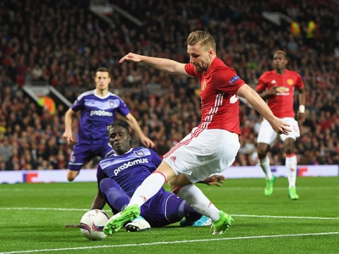 Luke Shaw could emulate two Manchester United legends, suggests Paul Scholes
