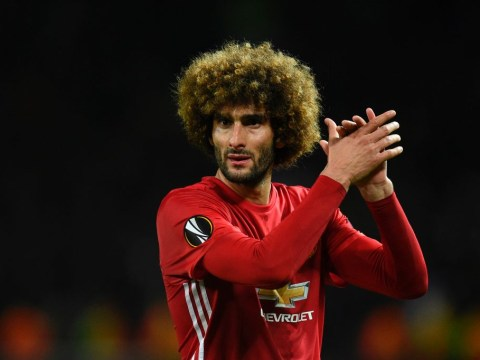 Marouane Fellaini hits out at fake Manchester United fans who booed him