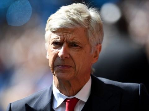Arsene Wenger reveals the three things that killed Arsenal's season