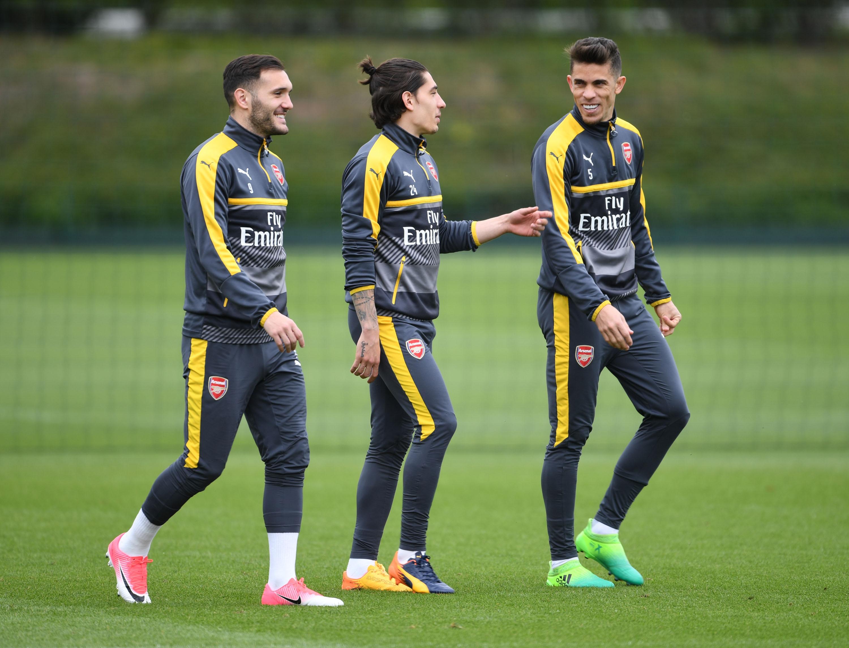 Arsenal's Lucas Perez a transfer target for Sevilla and Deportivo, says agent Rodrigo Fernandez