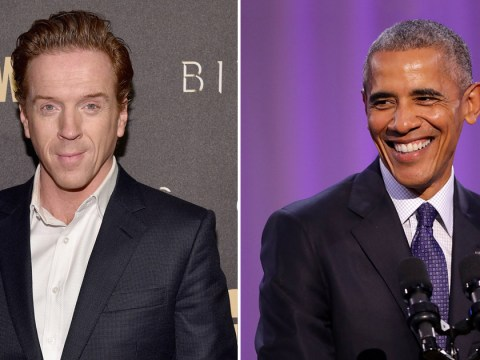 Damian Lewis says former President Barack Obama is a huge fan of Billions
