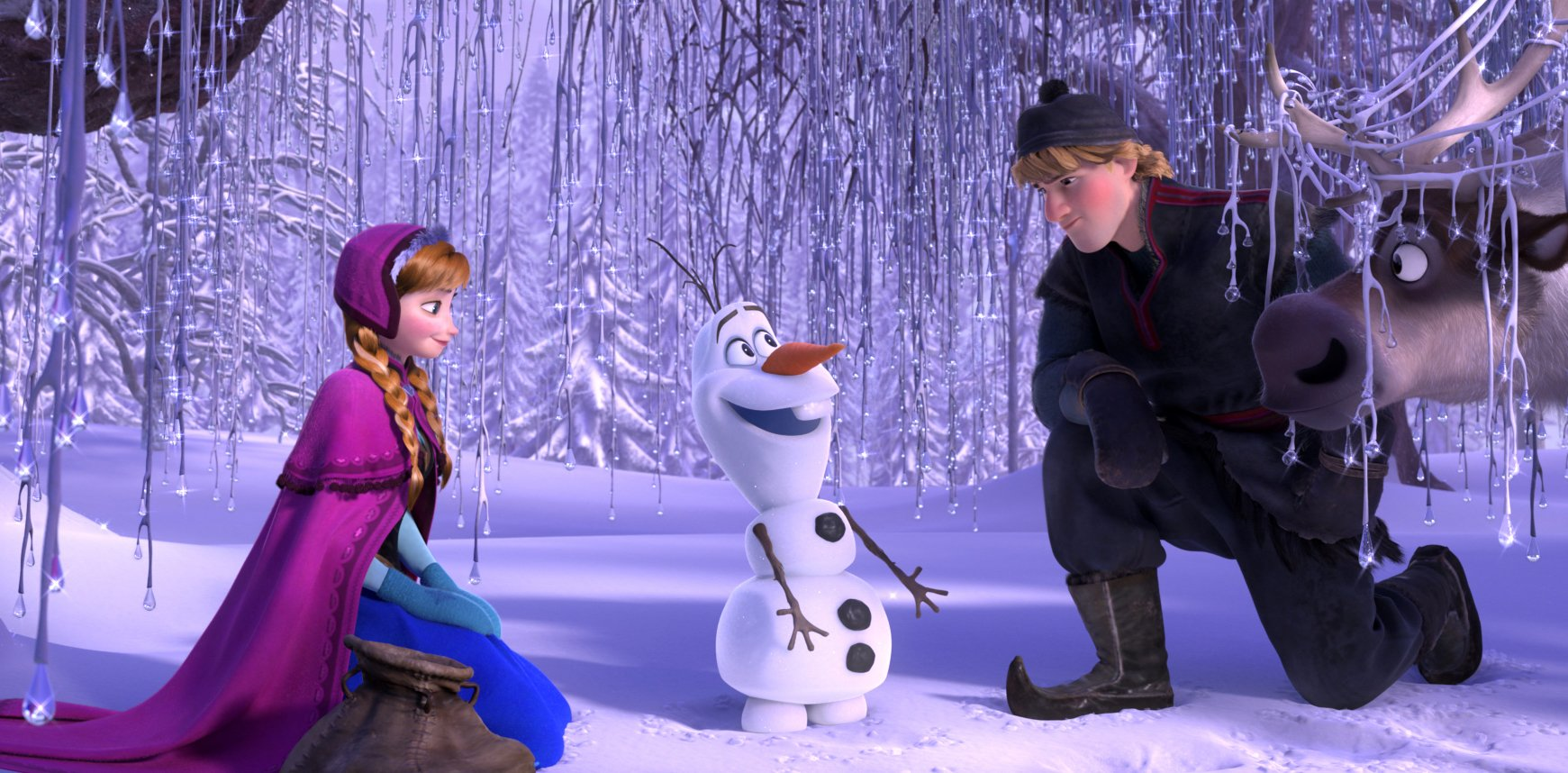 Josh Gad won't play Olaf in the Broadway version of Frozen