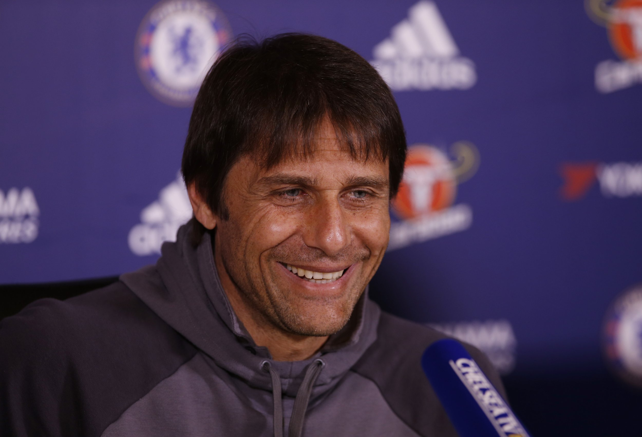 Antonio Conte speaks out amid Andrea Pirlo to Chelsea speculation