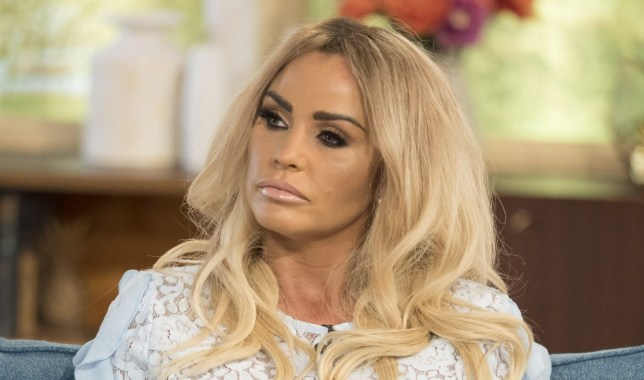 EDITORIAL USE ONLY. NO MERCHANDISING Mandatory Credit: Photo by Ken McKay/ITV/REX/Shutterstock (8644721v) Katie Price 'This Morning' TV show, London, UK - 26 Apr 2017 Katie Price is no stranger to public criticism, but she has zero tolerance for online trolls who have continued to target her 14-year-old son Harvey, who is partially blind, autistic and has Prader-Willi syndrome. Last month, Katie set up an online petition - calling for online abuse to be treated as a criminal offence and those caught to be registered offenders. With over 213,000 signatures on her petition so far, Katie Price will be here to tells us why online trolls have forced her to take action and why shes pledged support of our Be Kind anti-bullying campaign.