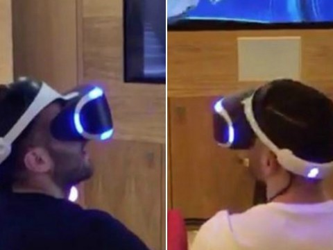 Lucas Perez infuriates Arsenal fans with VR headset Instagram post during Crystal Palace defeat