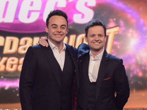 Ant and Dec line up a star-studded new whodunit on Saturday Night Takeaway