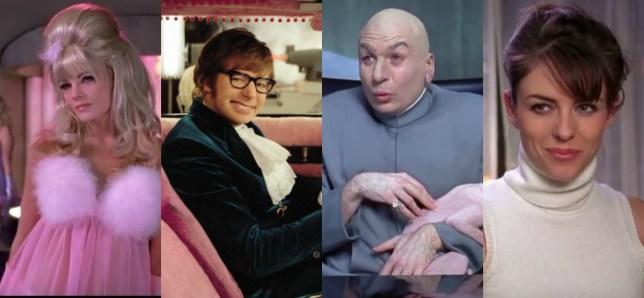 Cast and crew reveal Austin Powers movie secrets (Picture: New Line Cinema)
