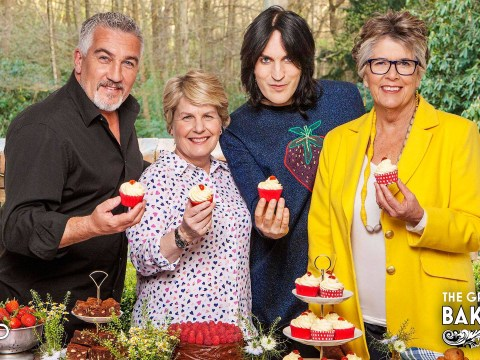 Here's your brand new Great British Bake Off line-up together for the first time
