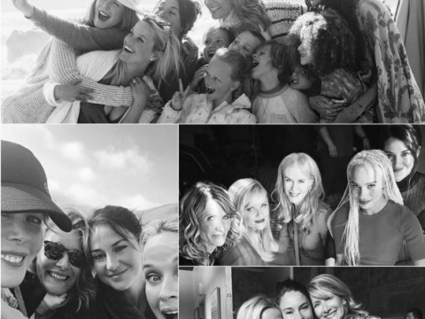 Reese Witherspoon shares emotional selfie with Nicole Kidman ahead of Big Little Lies finale