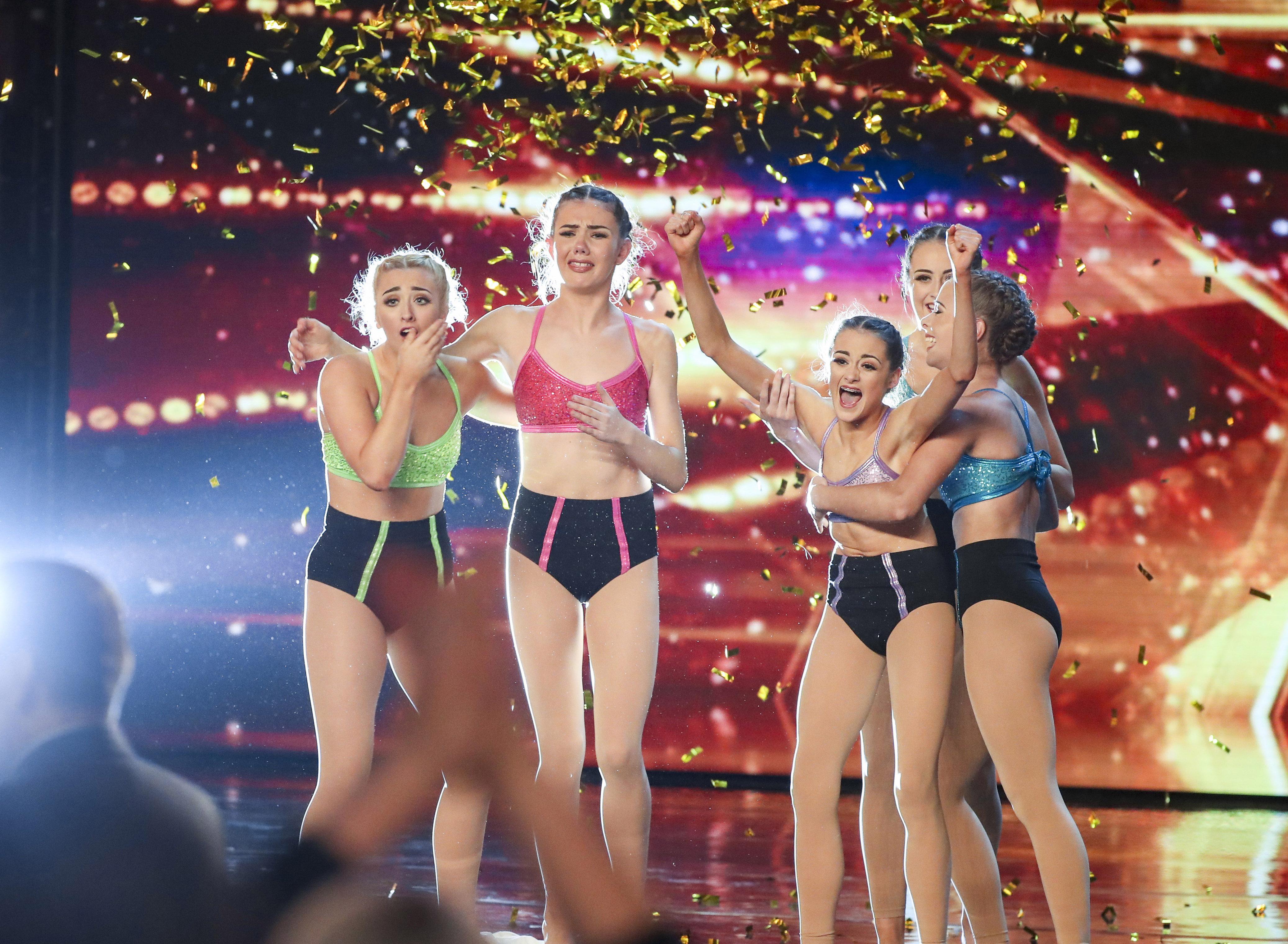 Britain's Got Talent: Who are Alesha Dixon's Golden Buzzer act Just Us?