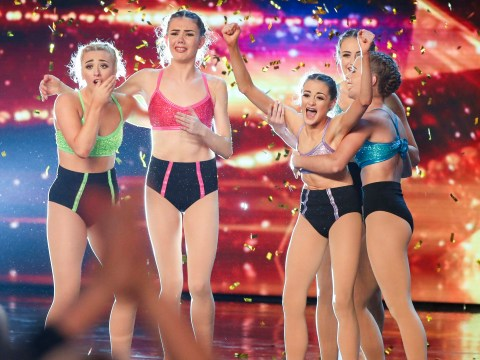 Britain's Got Talent: Who are Alesha Dixon's Golden Buzzer act Just Us?