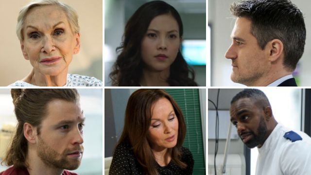 Horror for Lily, race attack and 12 more big Casualty spoilers revealed
