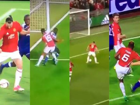 Manchester United missed FOUR exceptional chances – here we present the evidence
