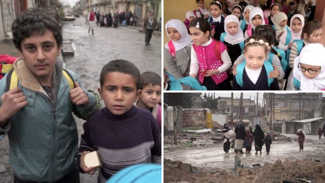 Powerful interviews from child refugees reveal what life under ISIS was like