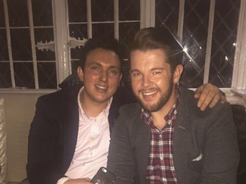 X Factor's Craig Colton and boyfriend suffer frightening knife attack and homophobic abuse at their home