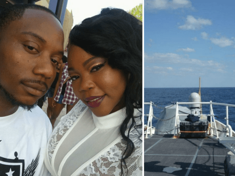 Newlywed disappears overboard during cruise on honeymoon in Bahamas