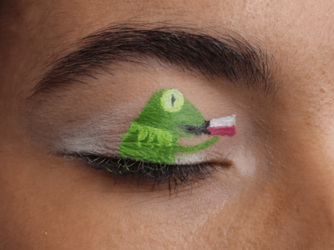 Meme makeup is the perfect way to jazz up your look