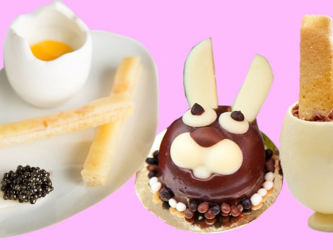 London's best Easter-themed afternoon teas for 2017