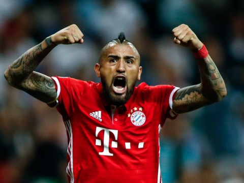 Proof: Arturo Vidal should not have been sent off in Bayern Munich's defeat to Real Madrid