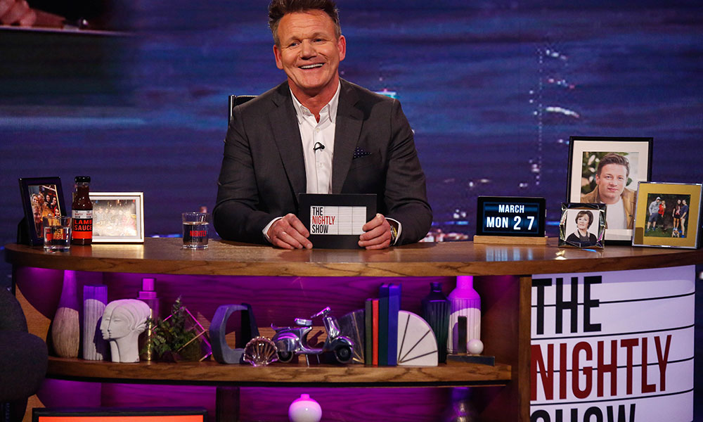 News at Ten to return to its regular 10pm slot after The Nightly Show ends