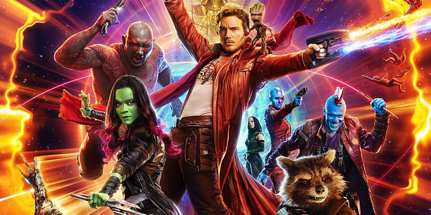 Guardians Of The Galaxy 2: The Guardians admit fear ahead of Avengers crossover