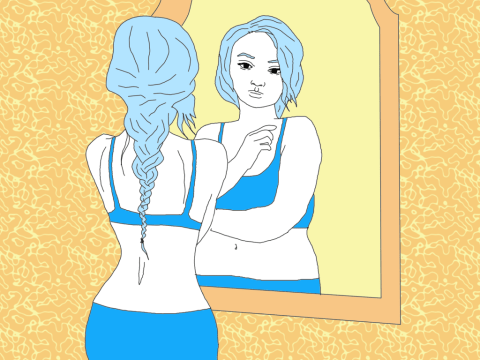 It's so hard to seek help for an eating disorder when you're