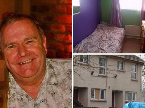 Inside the room where monster kept woman with learning disabilities as sex slave and 'paid' her Quality Street