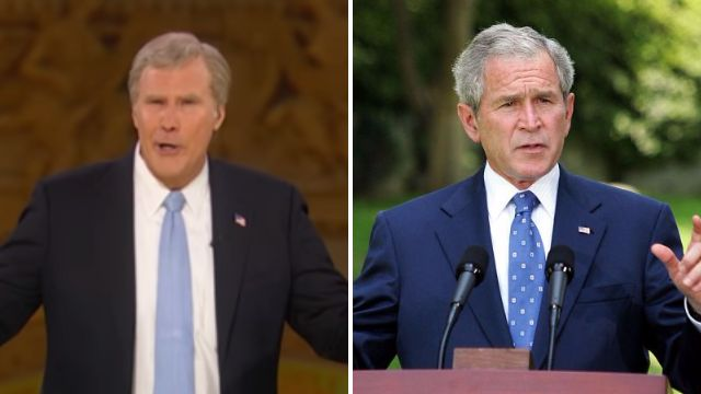 Will Ferrell revives George W Bush impression to make jabs at Donald Trump: 'The prodigal son returns'