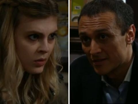 Emmerdale spoilers: Is Nell Fairfax lying to Jai Sharma about her tragic baby secret?