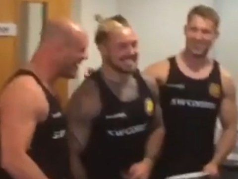 The touching moment Jack Nowell discovered he had been named in the British and Irish Lions squad