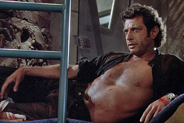 Jeff Goldblum is back battling dinosaurs as he signs up to Jurassic World 2