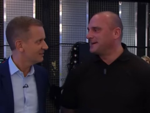 Jeremy Kyle thrilled after discovering he is getting more bedroom action than Security Steve