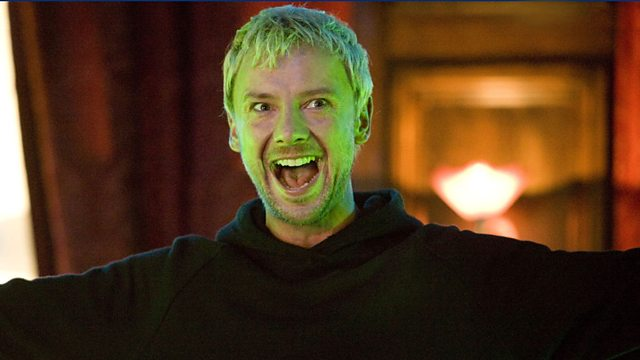 John Simm is coming back to Doctor Who as The Master because dreams come true