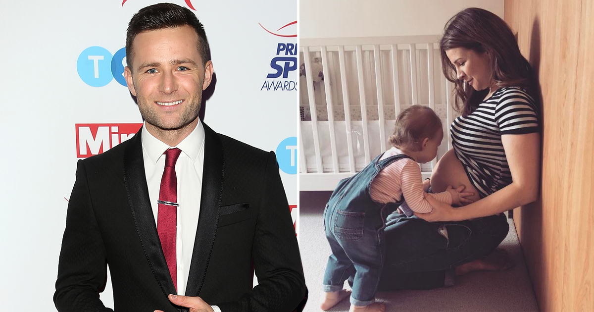 McFly's Harry Judd announces he's expecting a second child with wife Izzy