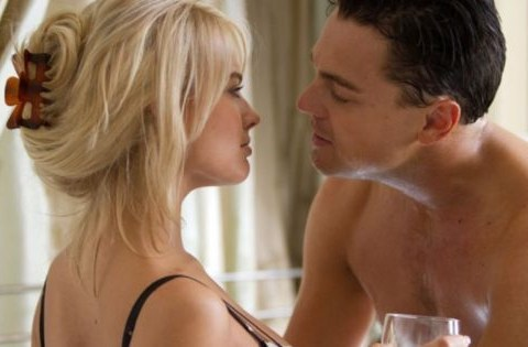 Margot Robbie gave Leonardo DiCaprio an almighty slap during her Wolf of Wall Street audition