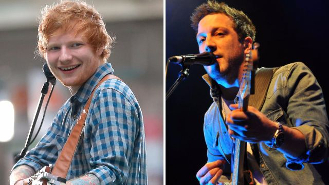 Ed Sheeran settles $20million lawsuit with Matt Cardle songwriters over hit track Photograph