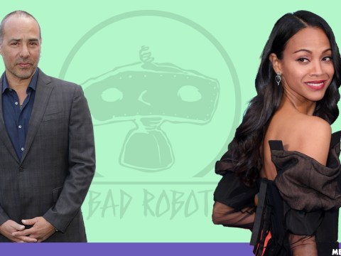 Guardians Of The Galaxy's Zoe Saldana confirms new mini-series with Bad Robot after Avatar