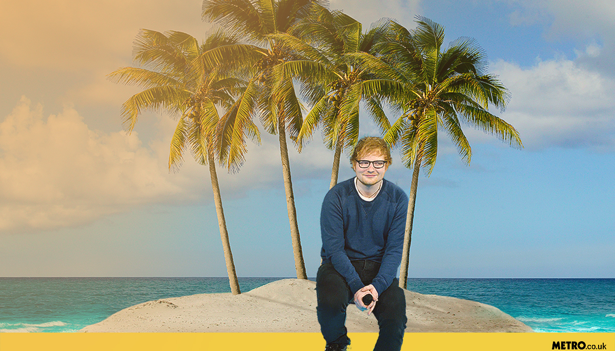 Ed Sheeran set to appear on Desert Island Discs and hopefully he picks best mate Harry Styles as his top tune