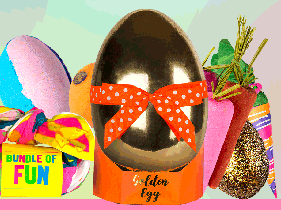Never mind the chocolate, here are the Easter eggs Lush is bringing out in 2017